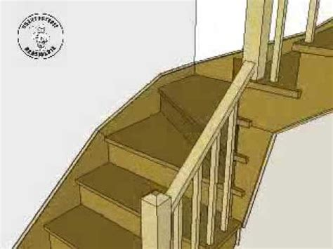 construction escalier 224 marches d angle stairs building