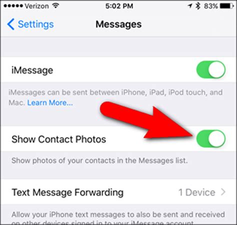 how to hide messages on iphone 5 how to hide contact photos in messages on the iphone