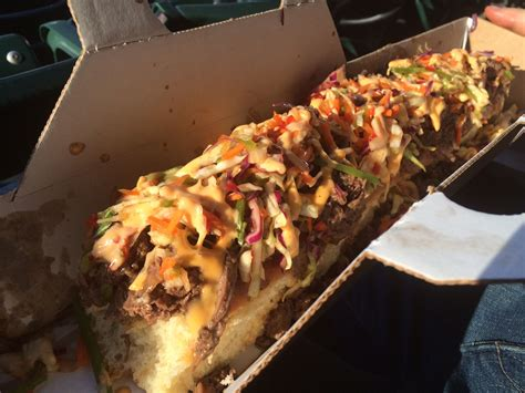 The 43 Musteat Baseball Stadium Dishes Across America Eater