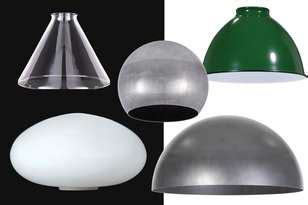 Industrial Style Metal L Shades by Vintage Industrial Lighting Pendants Page 9 B P L
