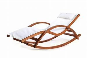 Chaise Bain De Soleil : chaise longue bain de soleil aluminium en r sine tress e coloris terrasse en bois ~ Teatrodelosmanantiales.com Idées de Décoration