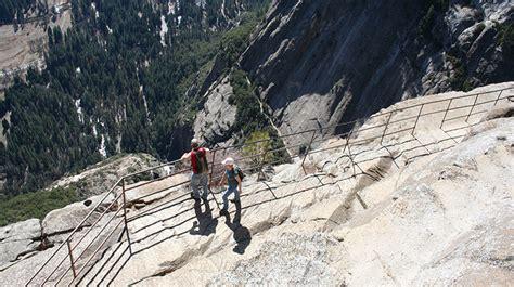 Yosemite Falls Hike Discover National Park