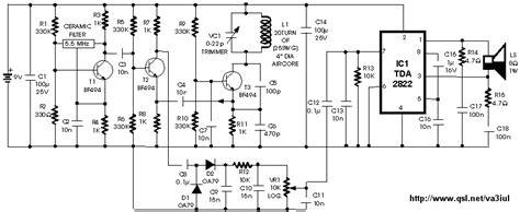 Pin Surfmaster Metal Detector Schematic Diagram