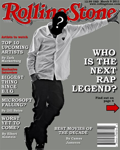 Rolling Magazine Cover Template by Rolling Magazine Cover Template Cover Dudes