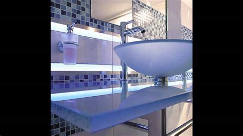 Bathroom Led Lights by Cool Led Bathroom Lighting Ideas