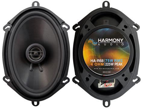 fits ford edge   front door replacement speaker