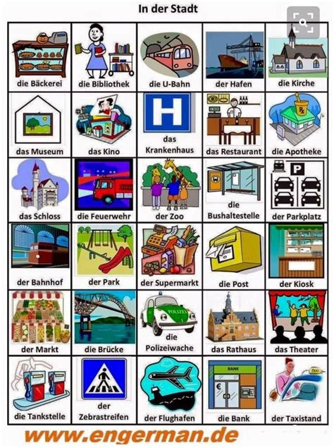 The 139 Best Мой немецкий Images On Pinterest  German Language, Vocabulary And Board Games