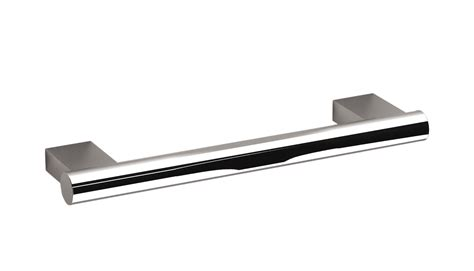 Modern Bathroom Grab Bars by Buy Modern 30cm Slim Grab Bar In Chrome