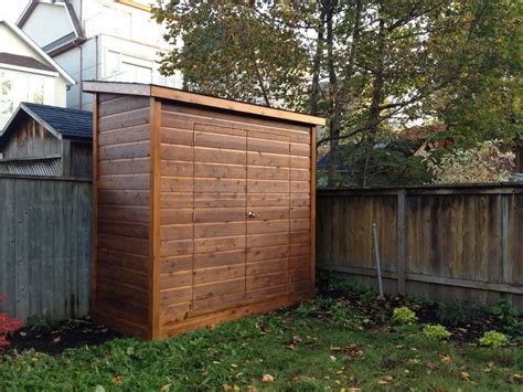 6 X 6 Wood Storage Shed by Leaning Shed Lean To Shed Shed Against Fence Shed