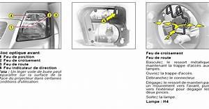 Ampoule Feu De Croisement Scenic 2 : home mobile changement d 39 ampoule sur citroen c2 ~ Medecine-chirurgie-esthetiques.com Avis de Voitures