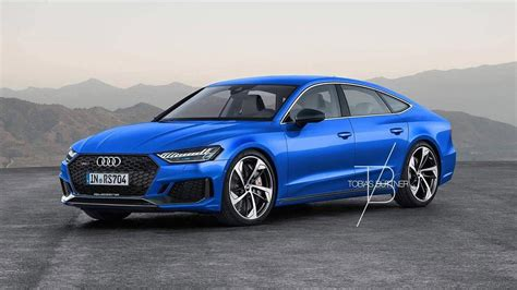 Artist Renders This 2019 Audi Rs7, And It Looks So Powerful
