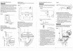 Craftsman 137215360 User Manual 4 X 36 Belt  Disc Sander