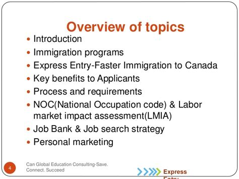 resume for canada express entry express entry canada immigration