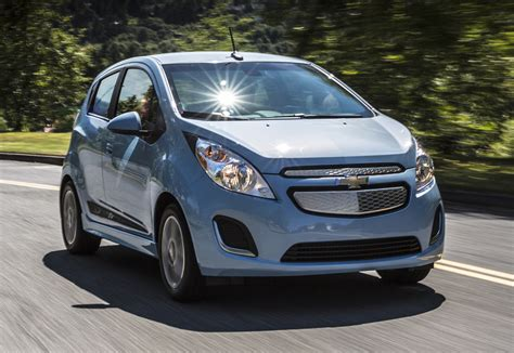 Chevrolet Car : 2016 Chevrolet Spark Ev