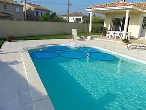 Chauffage Piscine Pas Cher : couverture thermique piscine calostop solaire avenir ~ Dailycaller-alerts.com Idées de Décoration