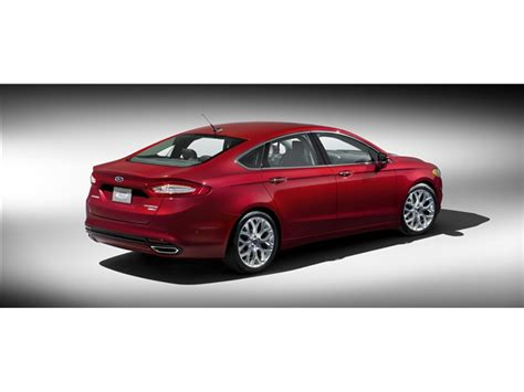 2015 Ford Fusion Prices, Reviews And Pictures