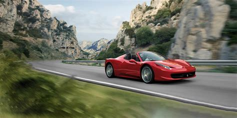 ferrari  spider review carwow