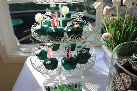 A favorite hobby party like fishing or golfing. Golf themed birthday by @Beau Dunn and @Dana Johnson   Birthday parties, Birthday party themes ...