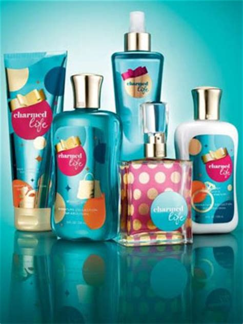 charmed life  bath body works fragrances perfumes