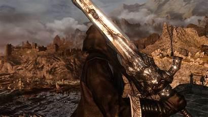 Souls Dark Greatsword Ds2 Artorias Mods Ultimate