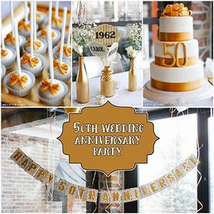 50th wedding anniversary party With wedding anniversary celebration ideas