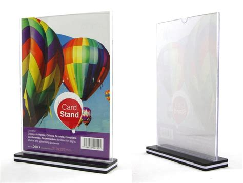 Card Stand A4 Size Acrylic Holder Di (end 8/23/2017 5 Visiting Card Sample For Civil Engineer Standard Business Size Vistaprint Of Hair Salon Start Ways To Make Your Stand Out Top Scanner Android Messages Normal In Photoshop