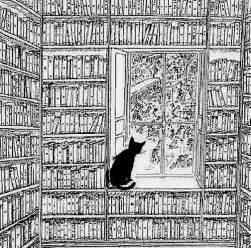 Edward Gorey Books Cats Life Is
