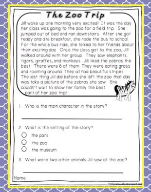nonfiction idea passages 2nd grade teaching idea and detail everyone deserves to