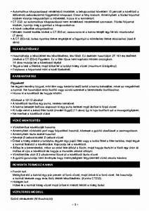 Rowenta Ct201 Ct210 User Hun Service Manual Download  Schematics  Eeprom  Repair Info For