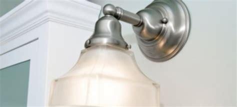 installing a vanity light how to install bathroom vanity lighting doityourself
