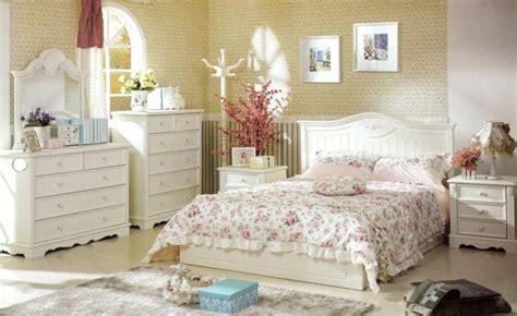 chambre à coucher style anglais décoration chambre style anglais