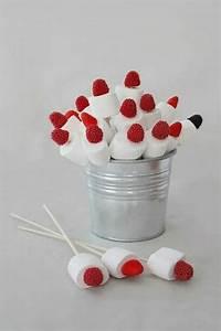Deco Bonbon Anniversaire : marshmallow sticks sofi pinterest bonbon anniversaire et deco bonbon ~ Melissatoandfro.com Idées de Décoration