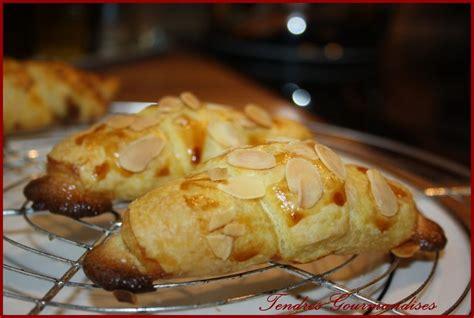 croissants aux amandes recette