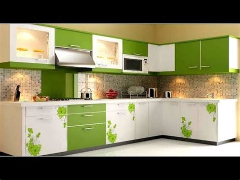 Best Modular Kitchen Designs 2018 Plan N Design  Youtube