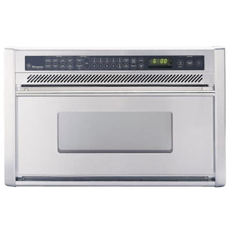 ge monogram stainless steel built  microwave convection oven zmcsb ge appliances