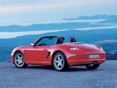 Porsche Boxster S (987) Specs & Photos