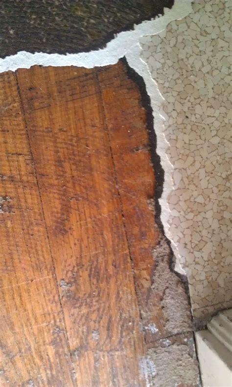 linoleum flooring asbestos the impatient home builder