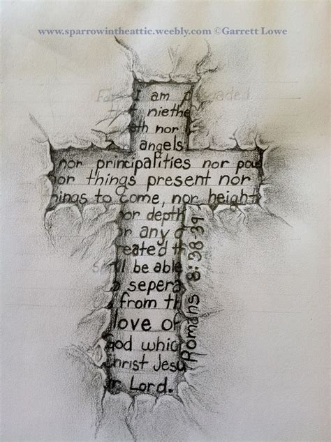 tattoo cross designs bible wordsjpg