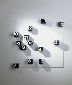Creative Wall Clocks Adding Contemporary Vibe to Modern