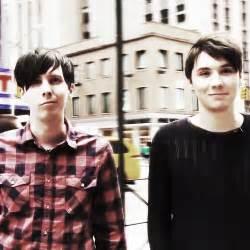 Dan and Phil Cute