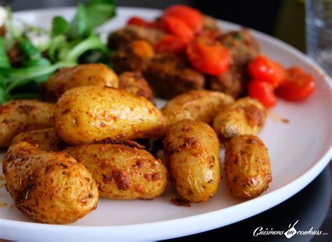 cuisiner la ratte du touquet pommes de terre aux épices rôties cuisinons en couleurs