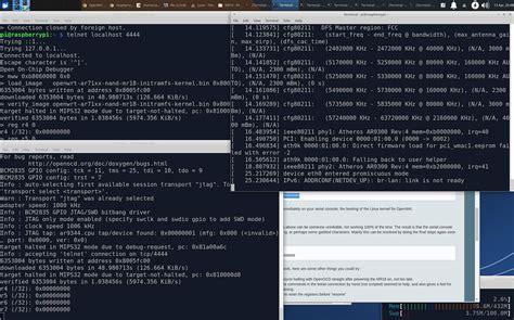 Openwrt on raspberry pi 3 model b : Meraki18 using Raspberry and Openocd - Installing and ...