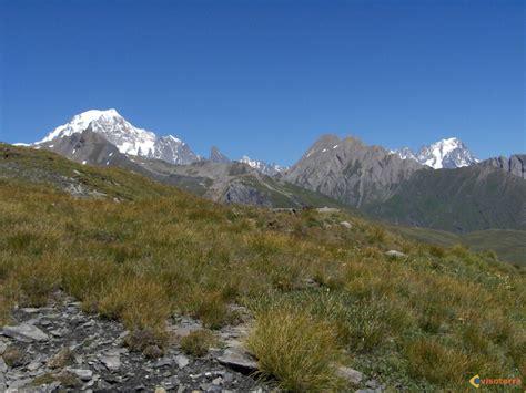 images massif du mont blanc