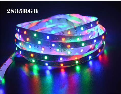 6 colors DC 12V 5M 300LEDs 2835 SMD More Brighter Than