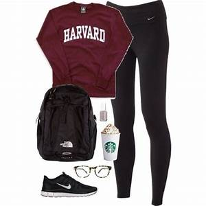 Shirt sweatshirt burgundy harvard bag pants - Wheretoget