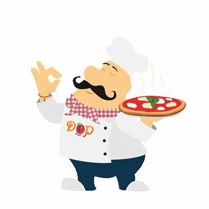Chef Pizza Dop Gioielli Sticker Giphy Italian