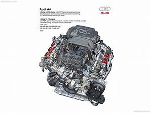 Audi A4 2008 Engine  2008 Audi A4 2 Door Cabriolet Auto 2