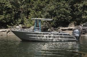 Images of Aluminum Boats With Center Console