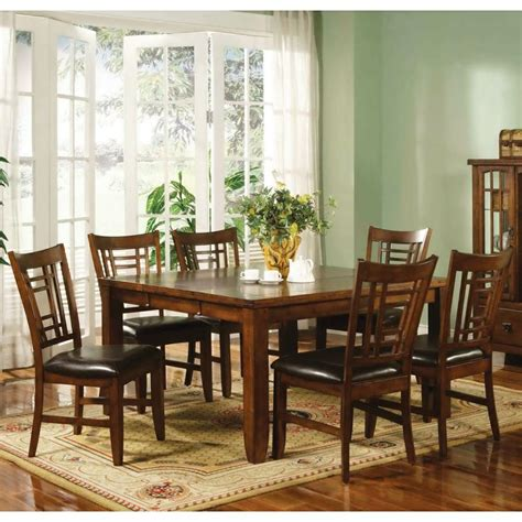 eureka square dining table chairs  lifestyle