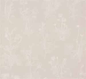 vliestapete rasch freja pflanzen beige weiss 897425 With balkon teppich mit tapeten rasch vlies
